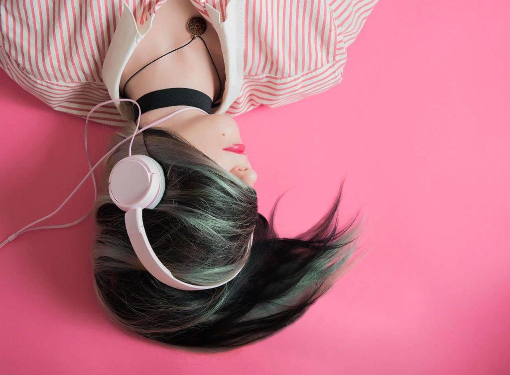 Musik - gute Laune