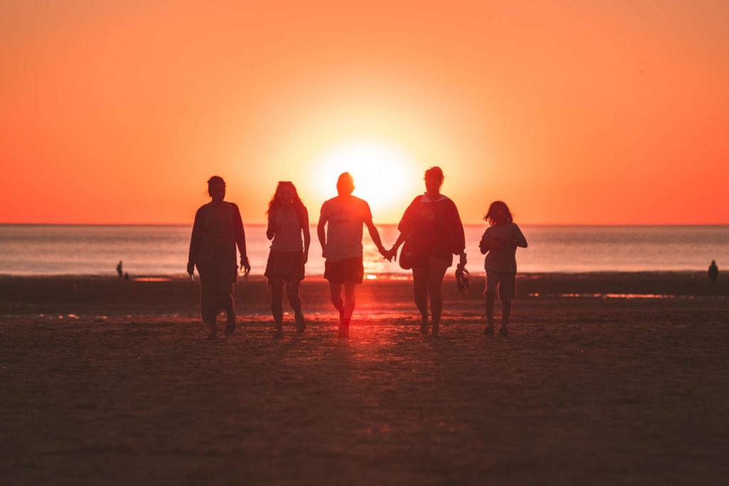 glück gemeinsam erleben