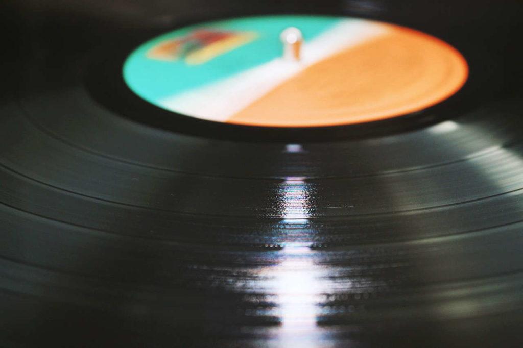 Schallplatte - Musik