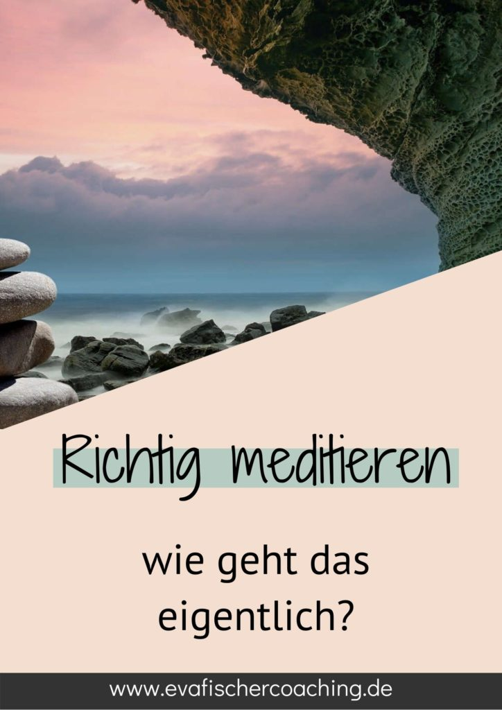 meditation - richtig meditieren