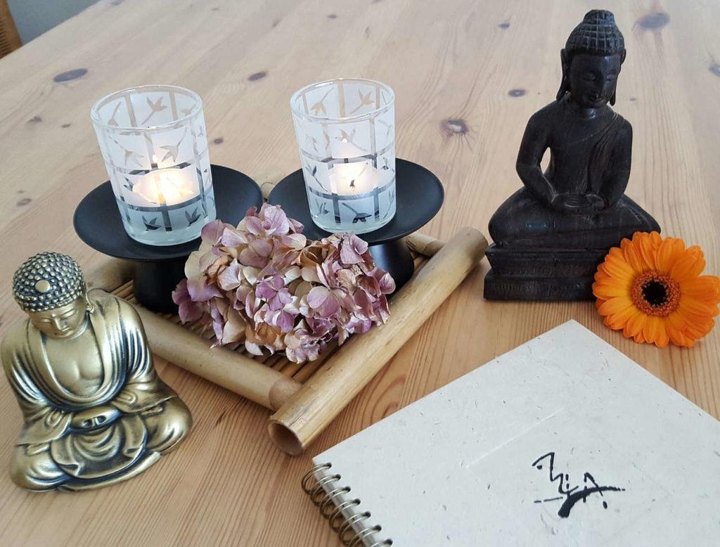 vorbereitung richtig meditieren
