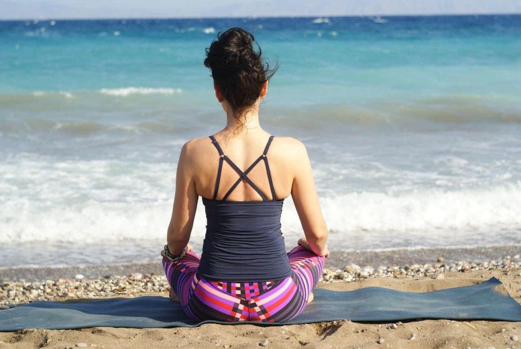 am strand meditation