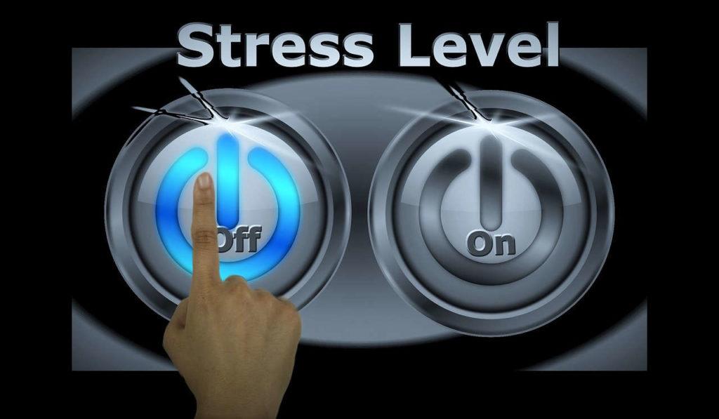 stress ausschalten - formen von stress