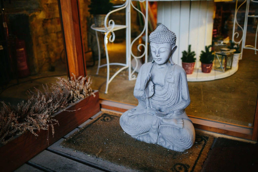 Buddha - spirituell sein