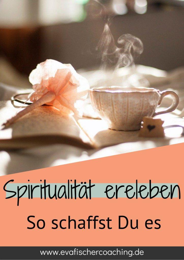 Was es bedeutet spirituell zu sein