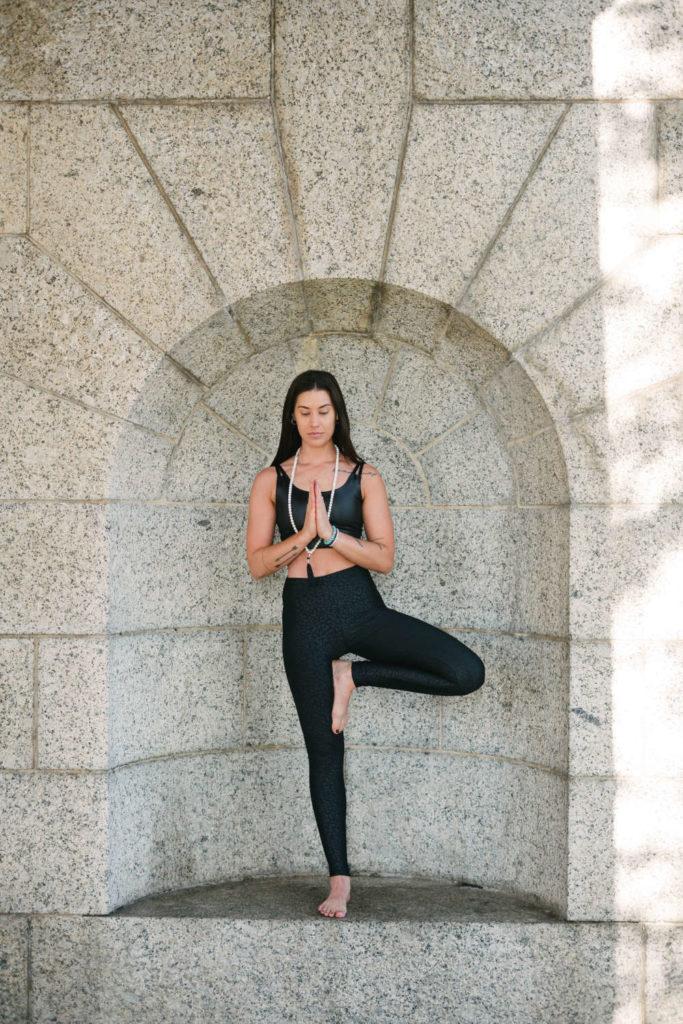 spirituell sein - yoga