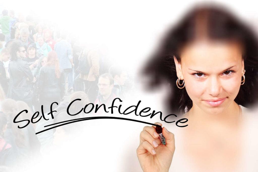 selbstbewusstsein - innere stimme