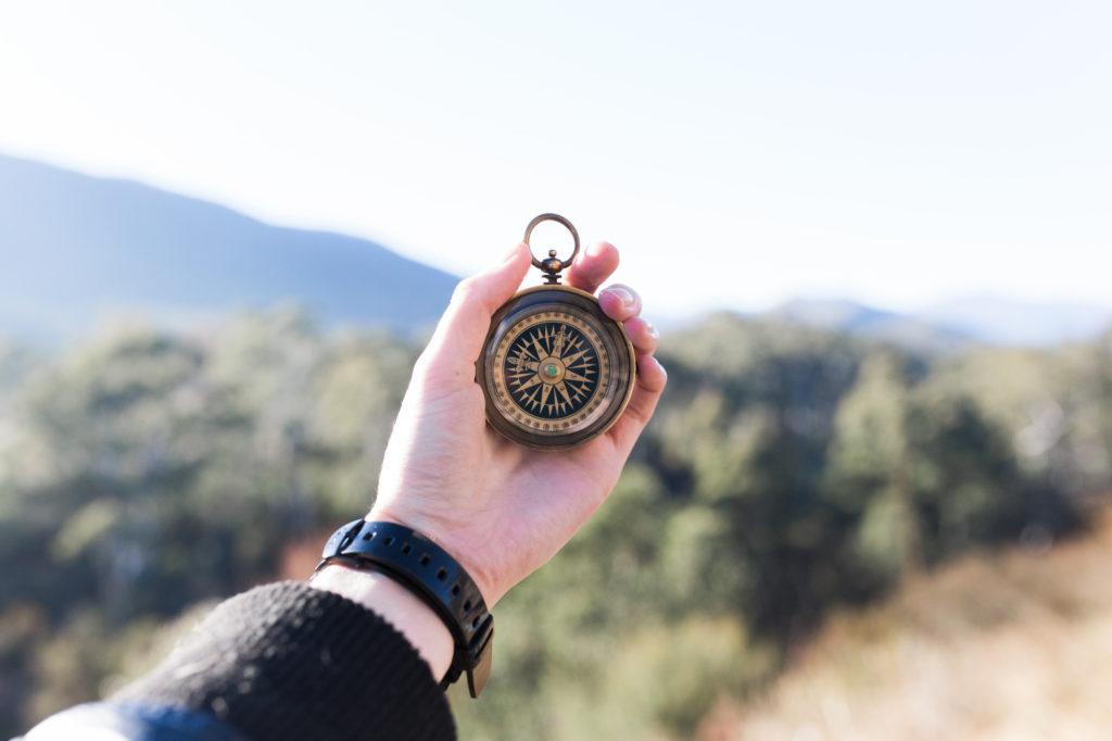 Kompass für deinen Weg