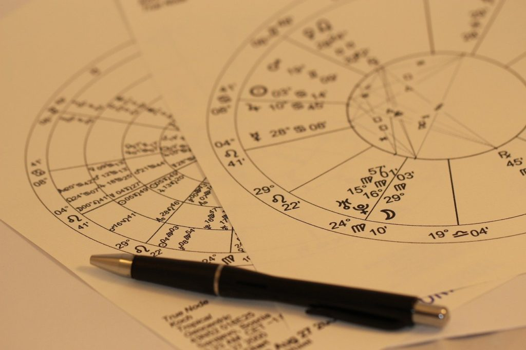 Astrologie im Human Design System