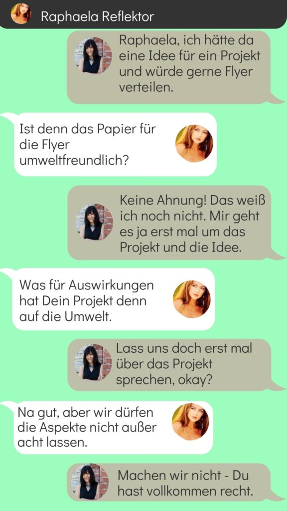 human design reflector - chat
