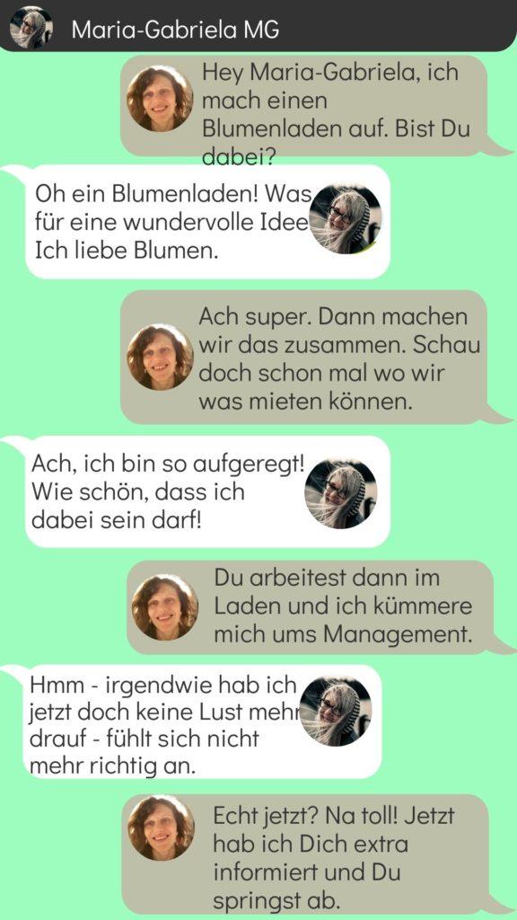 chat - manifestierender generator - human design