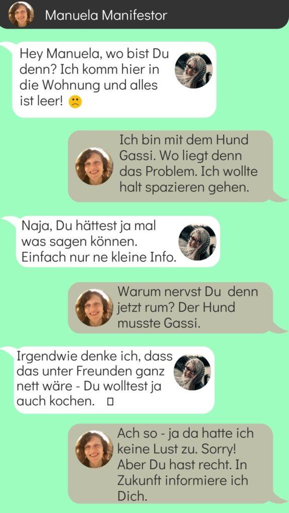 Human Design Manifestor - Chat