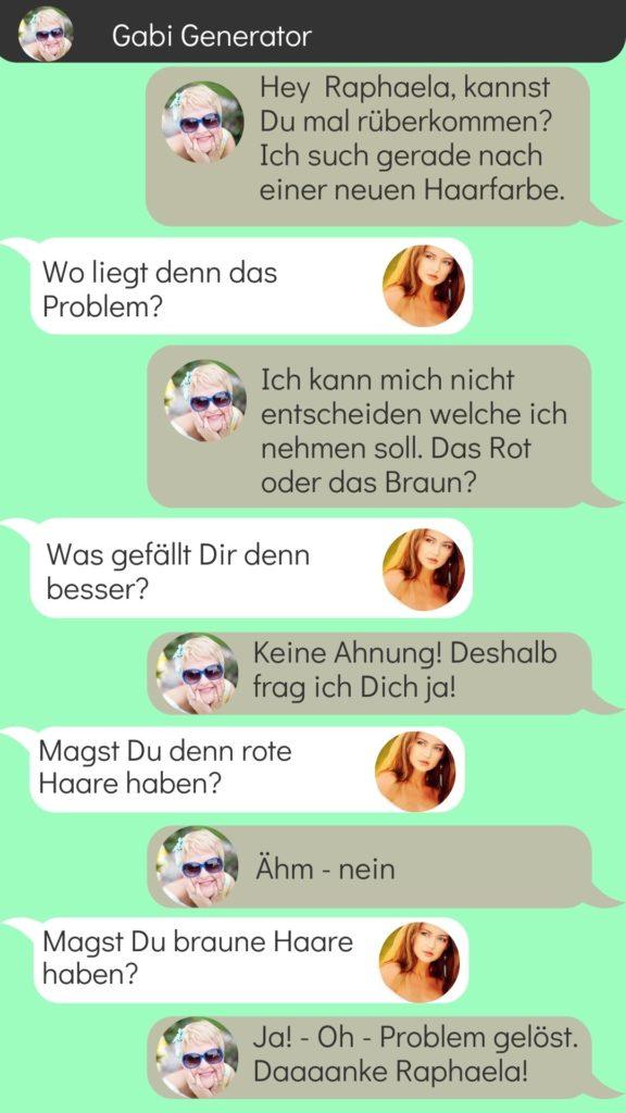 human design generator - chat