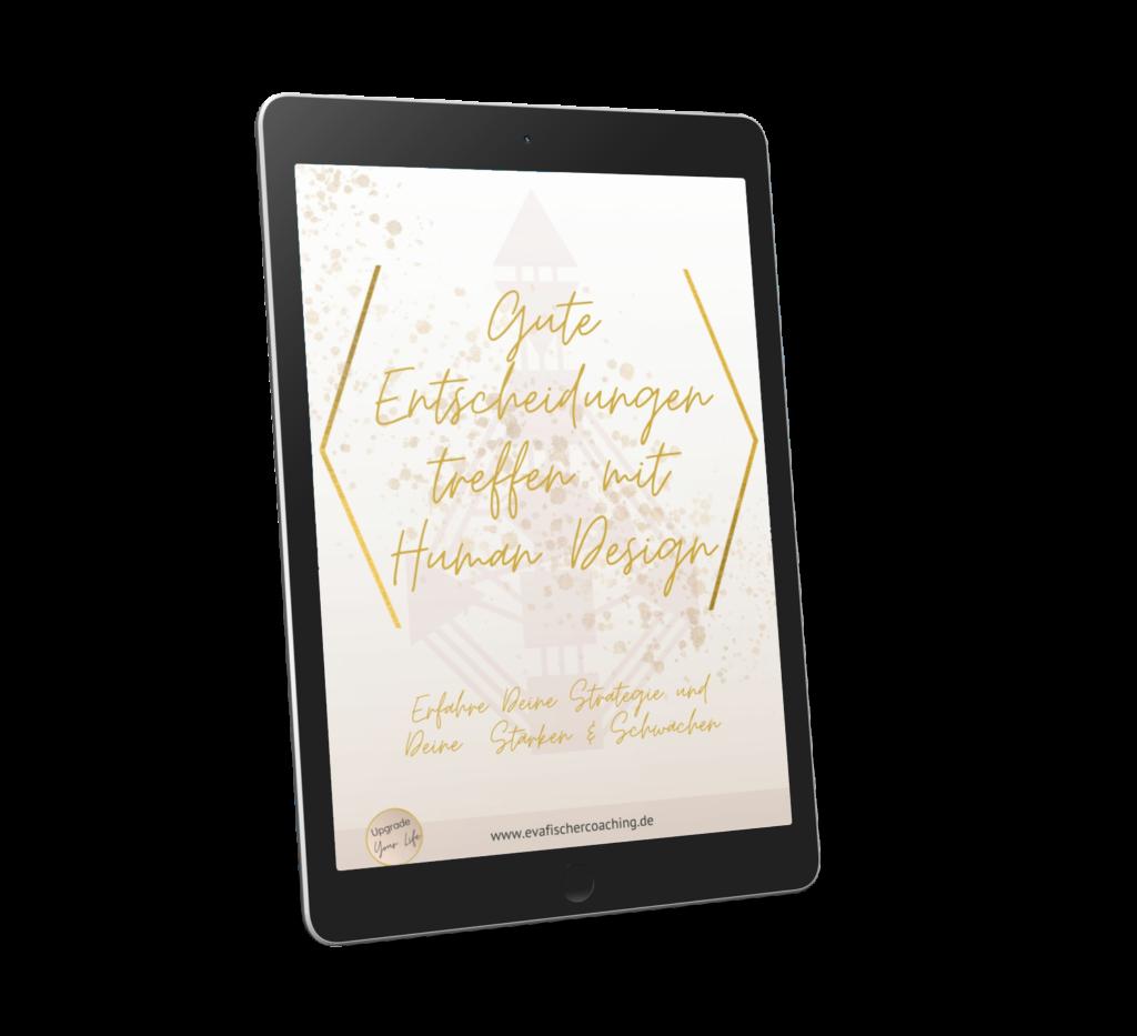 E-Book Human Design Entscheidungen