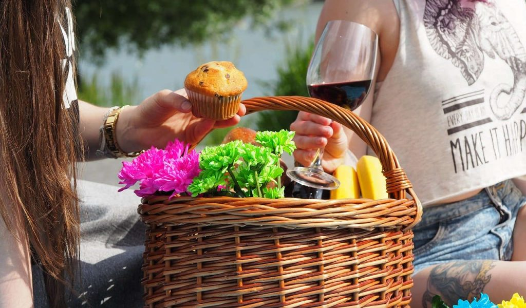 pferdecoaching - picknick