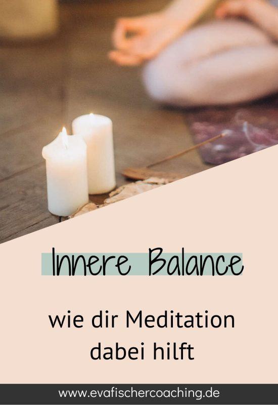 meditieren für innere ausgeglichenheit